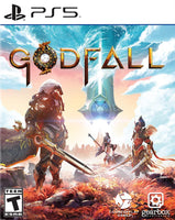 PS5 Godfall (Standard Edition)
