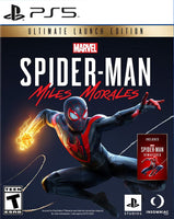 PS5 Marvel's Spider-Man: Miles Morales (Ultimate Edition)