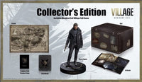 PS4 Resident Evil Village (Collectors Edition)