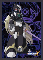 Rockman X - Black Zero Card Sleeves