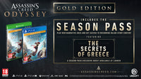 PS4 Assassin's Creed Odyssey (Gold Edition)