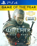 PS4 The Witcher III: Wild Hunt (GOTY Edition)