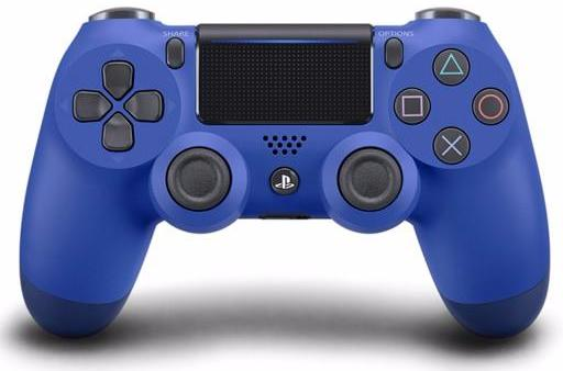 DualShock®4 Wireless Controller - Wave Blue