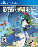 PS4 Digimon Story: Cyber Sleuth Hacker's Memory