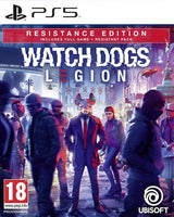 PS5 Watch Dogs: Legion (Resistance Edition)