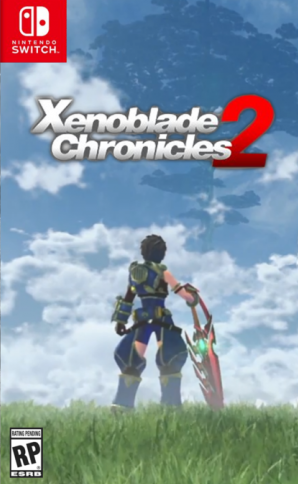 NS Xenoblade Chronicles 2