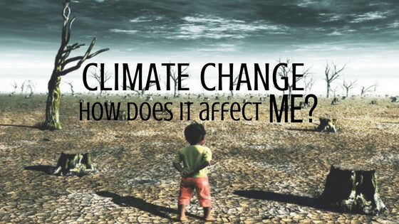 Climate Change: How Does It Affect ME?