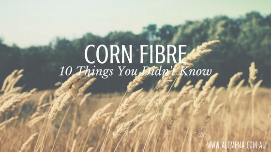 10 Things You Didn't Know About Corn-Fibre