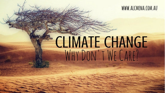 Climate Change: Why Don't We Care?