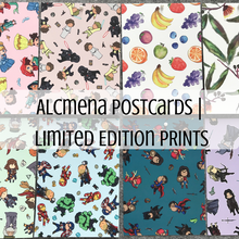 Load image into Gallery viewer, Alcmena Postcards