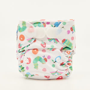 Shnack Time | Newborn Cloth Nappy