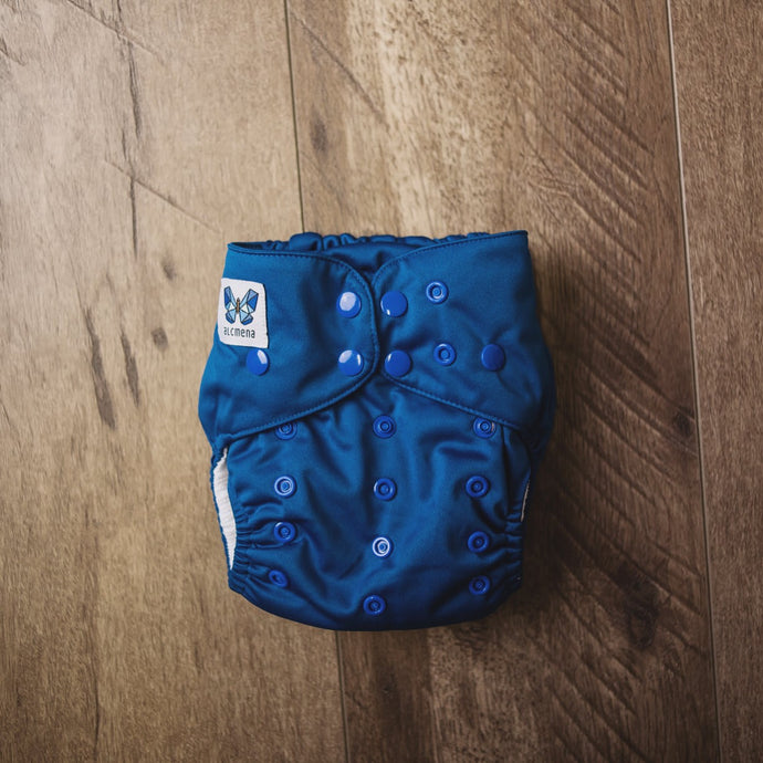 V1.5 | Pocket Nappy - Archer Blue