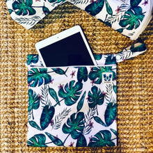 Load image into Gallery viewer, Mini Wet Bag | Jungle Fern