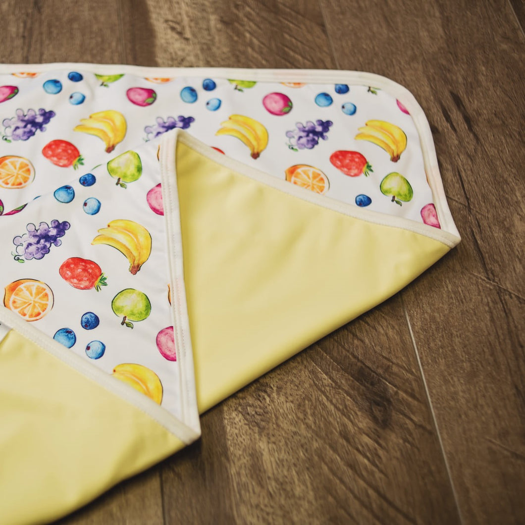 [PREORDER] Large Wipeable Mat | Juicy Caboosey