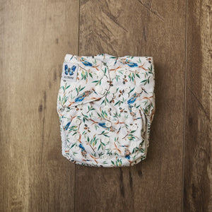 V1.5 | Pocket Nappy - In The Old Bum Tree
