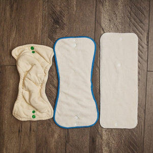 V3.5 Snap & Wipe Nappy | Fire & Ice