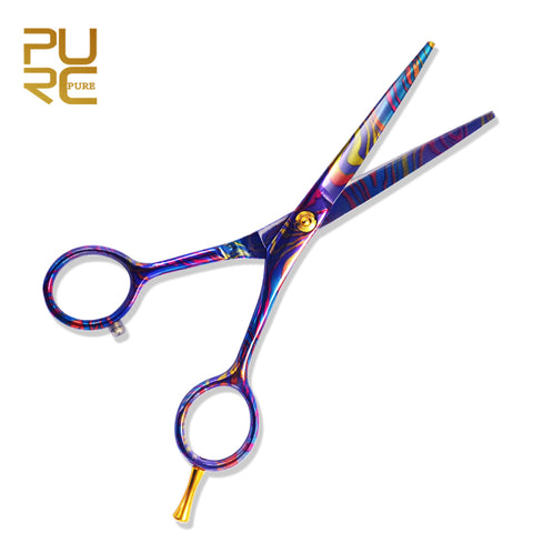 Rainbow Hairdressing Scissors