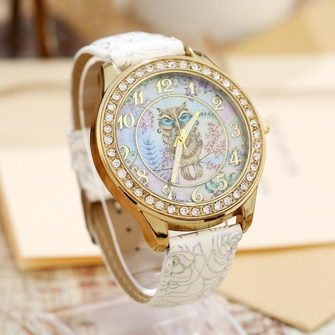 Owl Style Watch