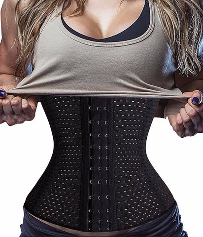 Waist Trainer - Breathable Corrective Underwear