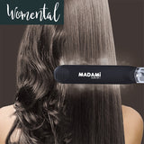 MADAMI - Professional Ceramic Steam Hair Straightener