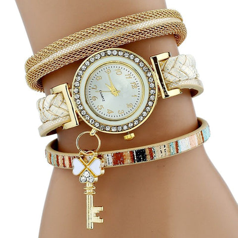Crystal Rhinestone Fashion Watch