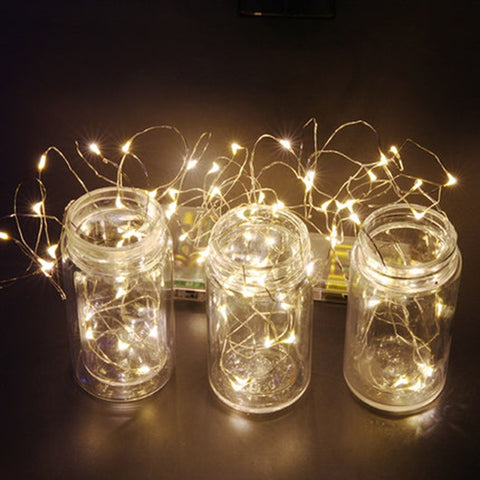 Led String Waterproof Lights