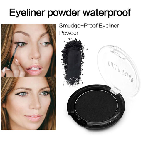 Color Salon Water-soluble Eyeliner Powder