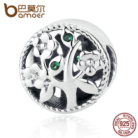 925 Sterling Silver Tree of Life Charms