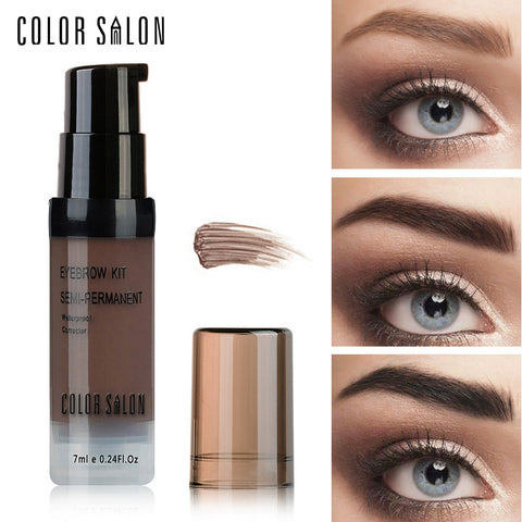 Color Salon Eyebrow Gel 7ml - Waterproof Tint