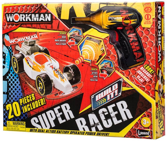 Workman Super Racer Car