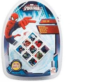 Spiderman Puzzle Cubes ( spiderman puzzle cubes )