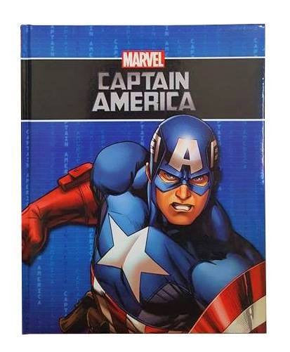 Hard Cover Books - Marvel Avengers Captain America Book