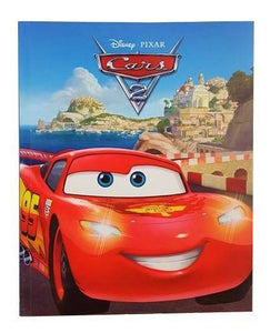 Soft Cover Books -  Disney Pixar Cars Book