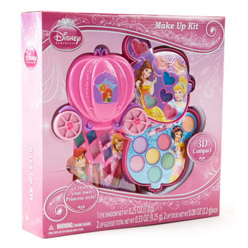 Disney Princess Make Up Kit - Dress Up