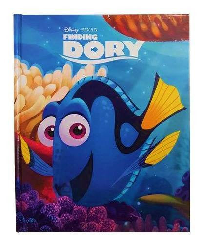 Hard Cover Books - Disney Pixar Finding Dory Book