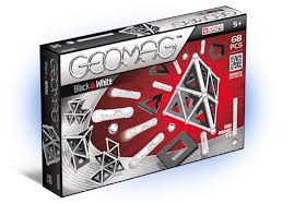 Geomag Black & White 68 Pieces - geomag