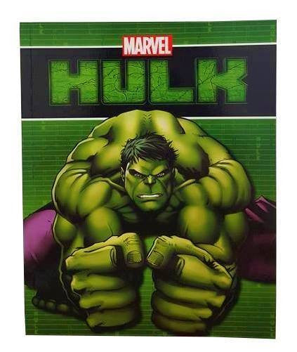 Soft Cover Books - Marvel The Hulk Book
