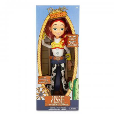 Toy Story Woody's Roundup Jessie The Yodelling Cowgirl