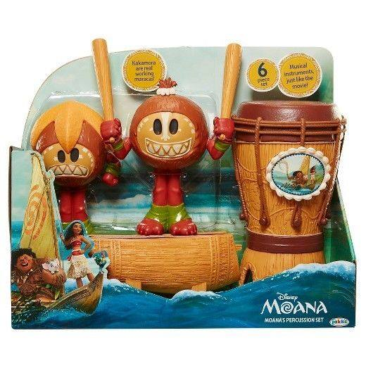 Disney Moana Music Percussion Set