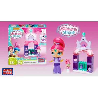 Mega Bloks Shimmer and Shine Dress Up Shimmer ( meg bloks shimmer and shine dress up shimmer )