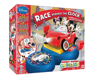 Mickey Race Against The Clock Game ( mickey race against the clock game , mickey mouse )