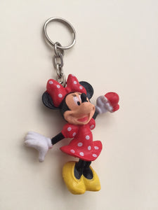 Minnie Mouse Key Ring -  Disney