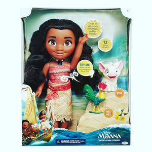 Disney MOANA & Friends Singing Doll