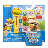 Paw Patrol Rubble Back Flip