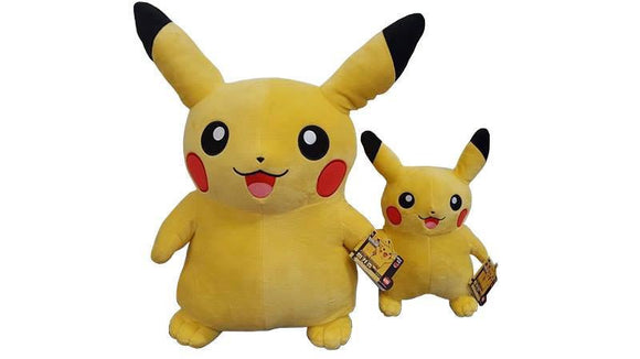 Pokemon Pikachu Plush - Large ( pokemon pikachu plush large )