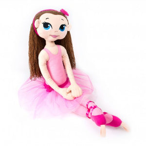 Ballerina and Me Dolls - Scarlet