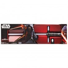 Star Wars Kylo Ren Ultimate FX Lightsaber- damaged stock ( star wars kylo ren lightsaber , lightsabers )
