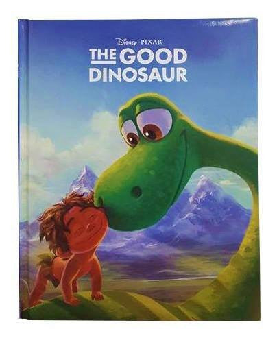 Hard Cover Books - Disney Pixar The Good Dinosaur Book