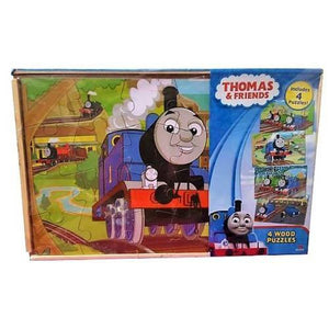 Thomas The Tank Engine Wooden Puzzles