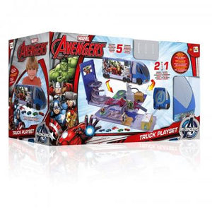 Marvel Avengers Truck Playset -  Trucks